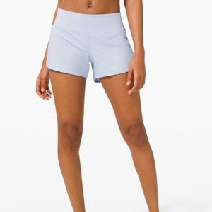 "NWT Lululemon Speed Up MR Short 4"" *Lined, 6, DAYD"